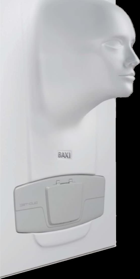 Caldaia a condensazione Baxi