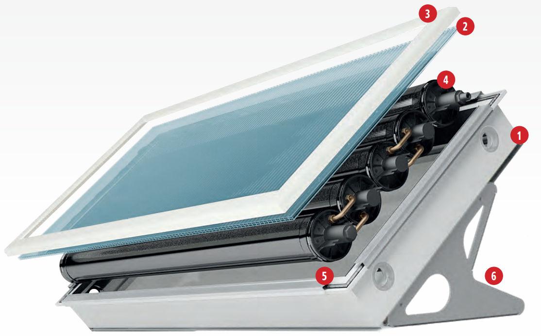 Dettaglio costruttivo di EGO Smart Solar Box di Pleion